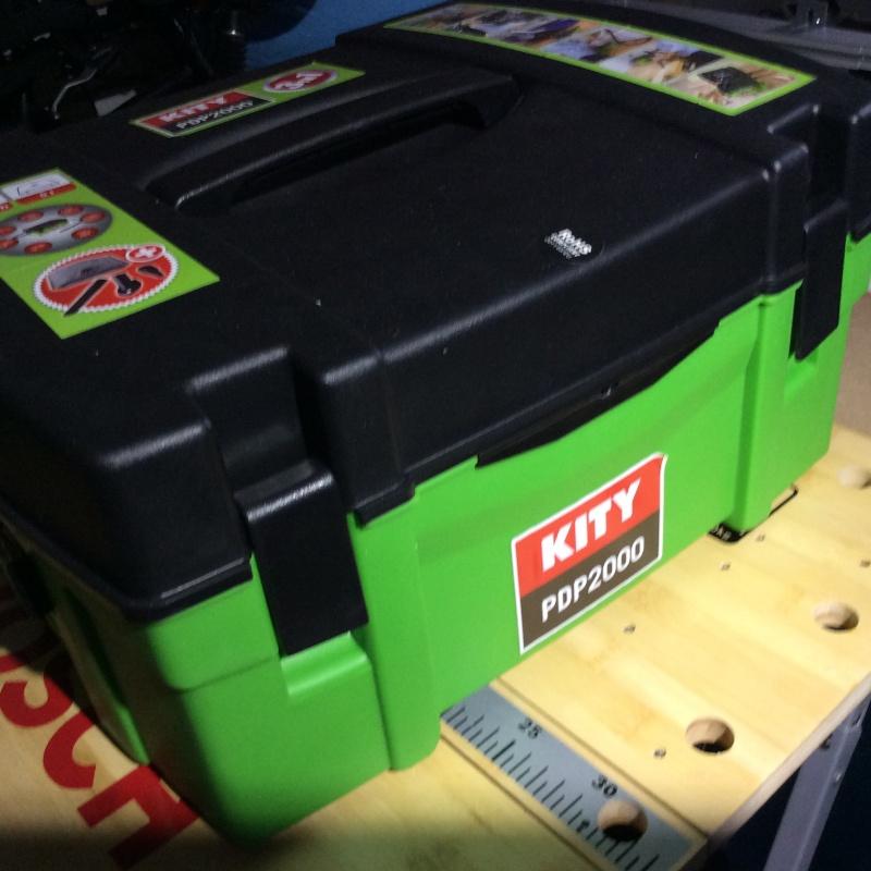 Electro-portatifs sous table (d'inspiration Festool, Woodpeckers, Wolfcraft...) et aménagements atelier  Img_0020