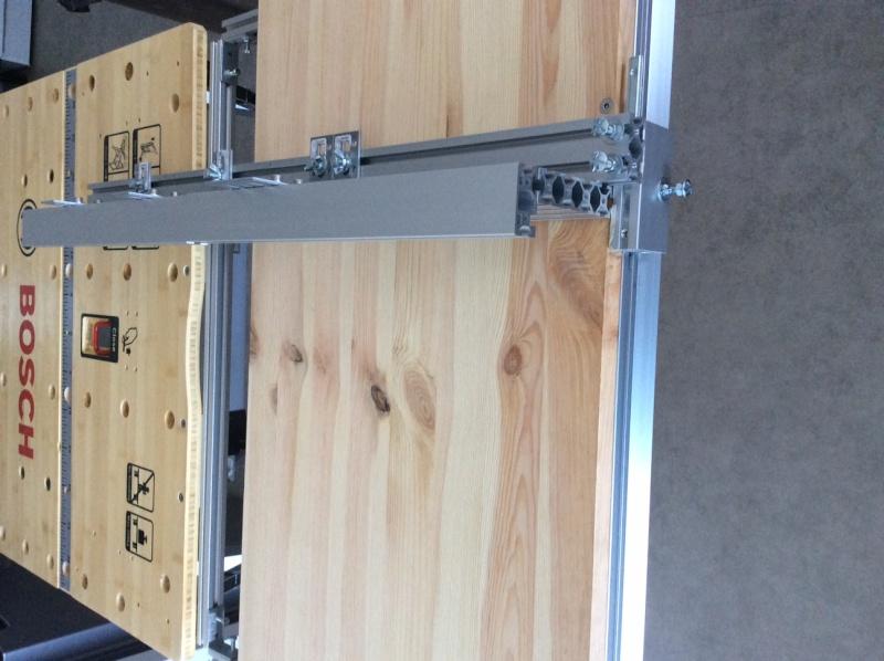 Electro-portatifs sous table (d'inspiration Festool, Woodpeckers, Wolfcraft...) et aménagements atelier  Img_0026