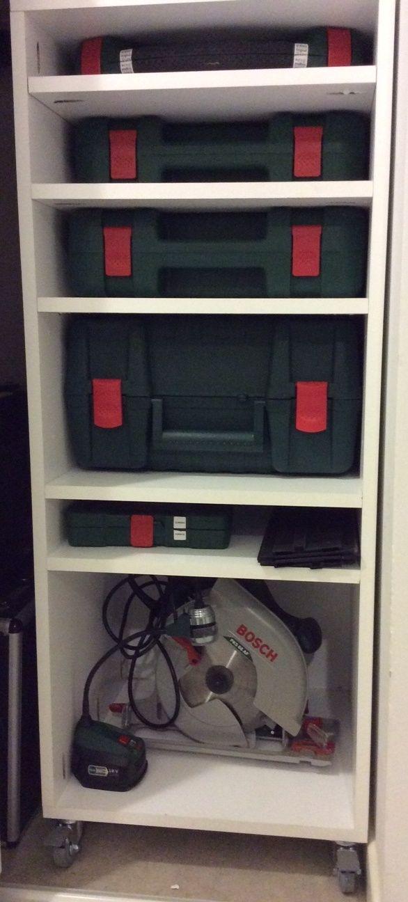 Electro-portatifs sous table (d'inspiration Festool, Woodpeckers, Wolfcraft...) et aménagements atelier  - Page 2 Rack_b11