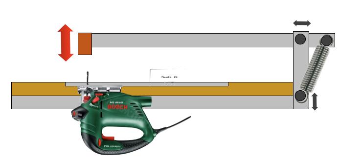 Electro-portatifs sous table (d'inspiration Festool, Woodpeckers, Wolfcraft...) et aménagements atelier  Scie_a10