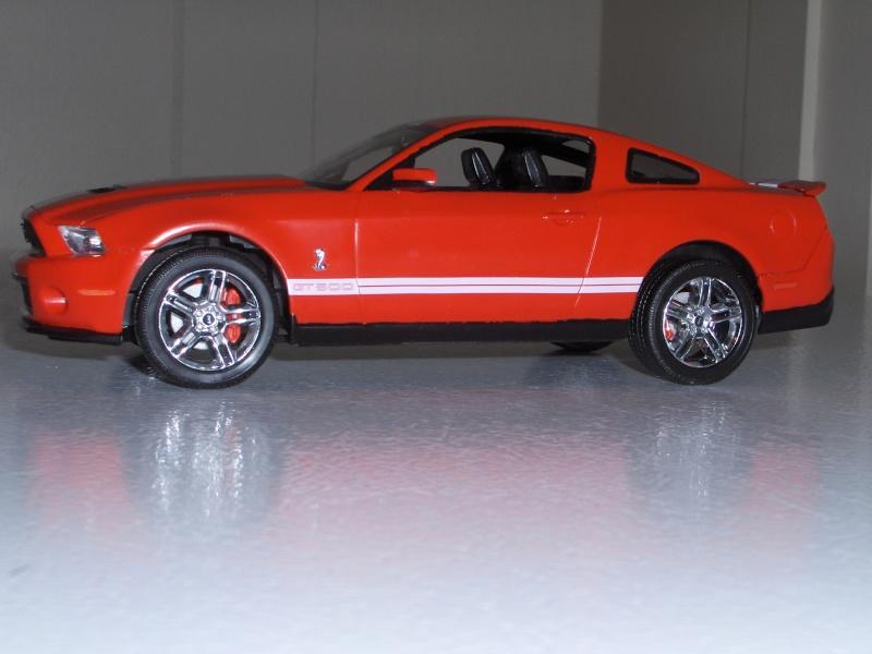 Mustang Shelby GT500 2010 Mustan11