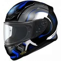 casque tracer race blu Tylych10