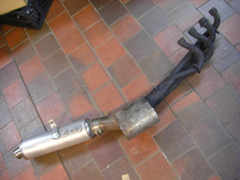 BMW K1200RS & K1200GT Remus Innovation full stainless exhaust system for sale £175 in the UK. Cimg2311