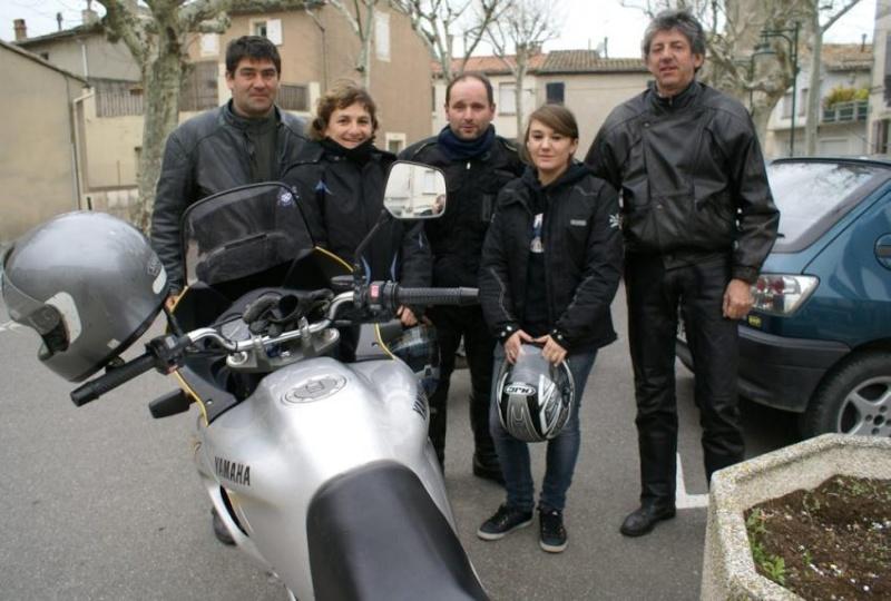 Bram. MJC : les motards en balade 2011 1410
