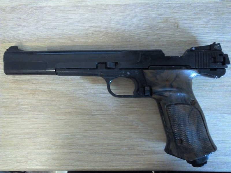 Restauration Smith & Wesson 79g - Page 2 10391410