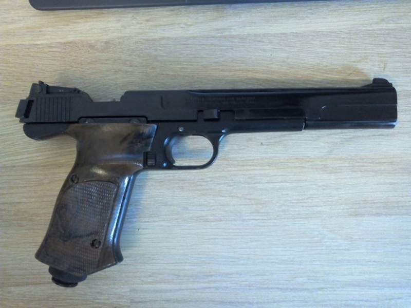 Restauration Smith & Wesson 79g - Page 2 10395110