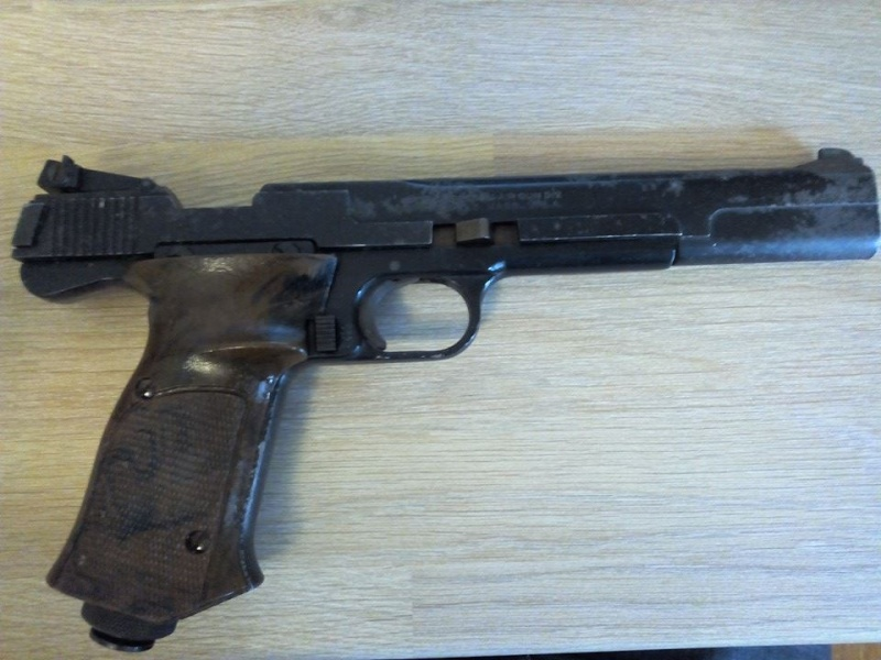 Restauration Smith & Wesson 79g - Page 2 10616110