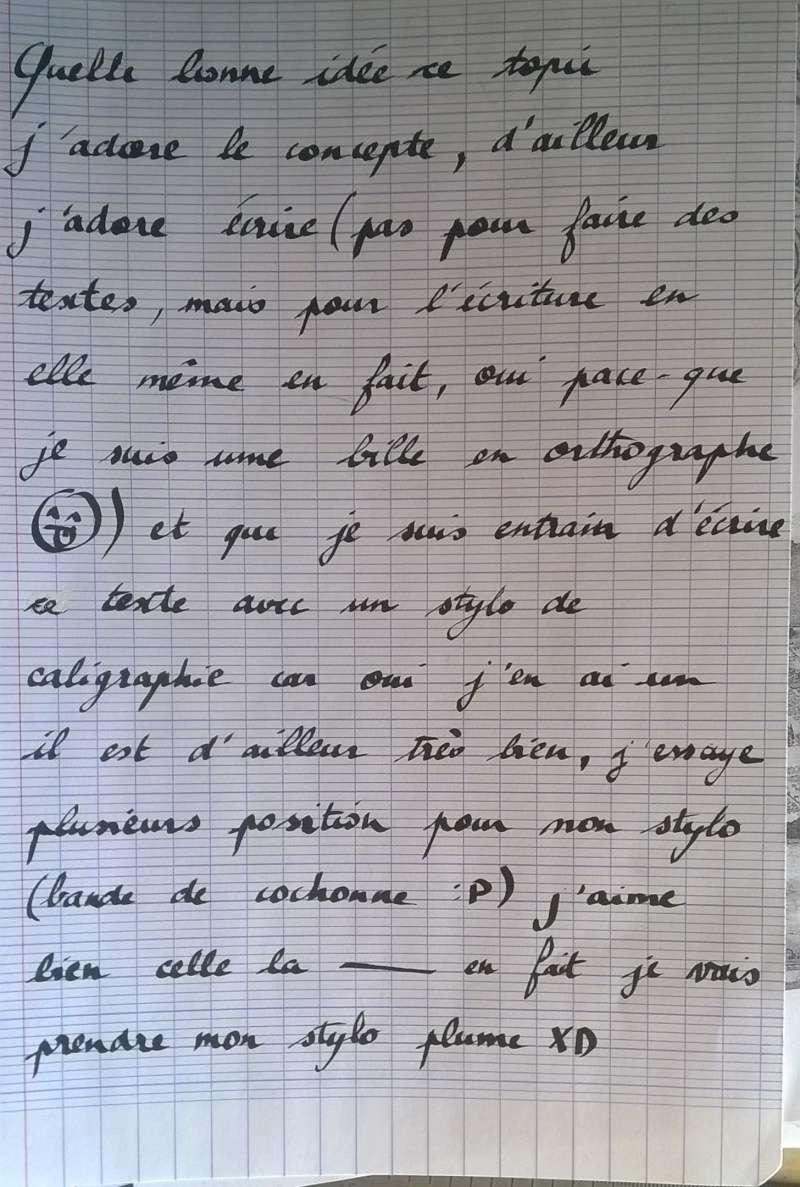 Le topic manuscrit Wp_20121