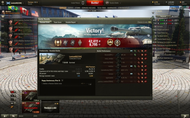 t-34-85 Ace Tanker Shot_012