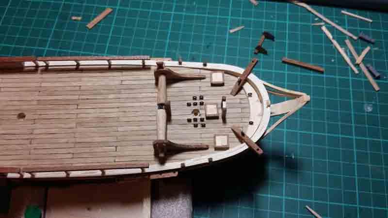 HMS Bounty 1:110 von Constructo/Krick - Seite 4 Bild_113