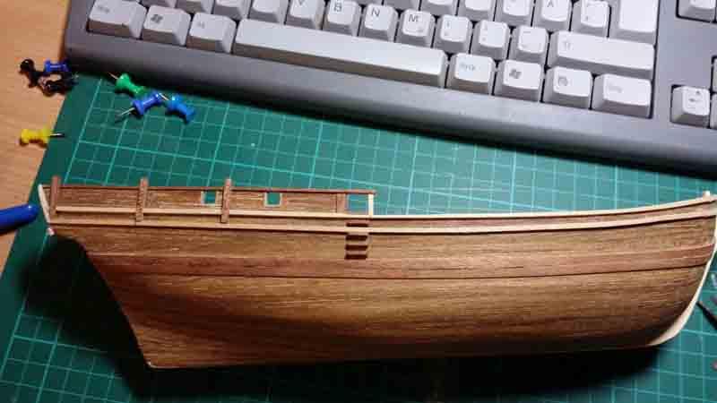 HMS Bounty 1:110 von Constructo/Krick Bild_310