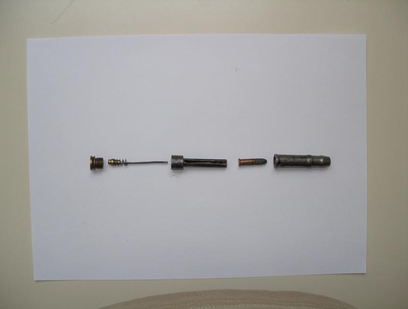 Cartouche de tir réduit 7.92 7_92_210