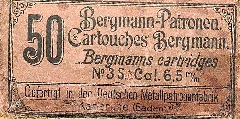 6,5 Bergmann Bergma10