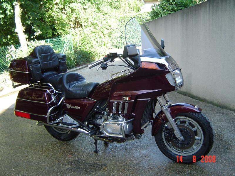 Goldwing GL 1200 Aspencade : Demain j'ai ma belle...  Dsc00510