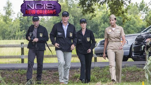 NCIS New Orléans Cbs_nc10