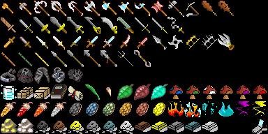 Icones de plusieurs armes Grafik10
