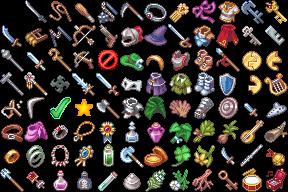 Icones de plusieurs armes Object10