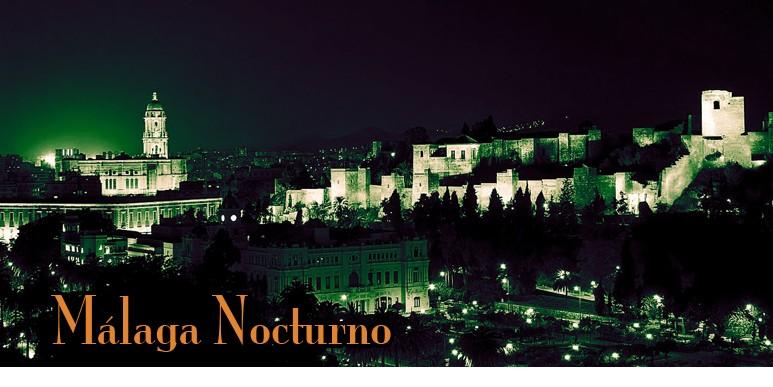 Málaga Nocturno Foro Abierto