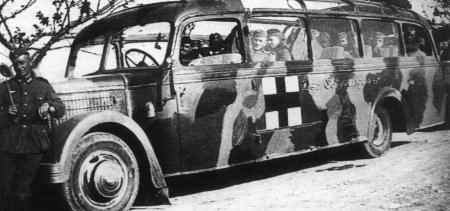 quel type de camouflage Opel-b10