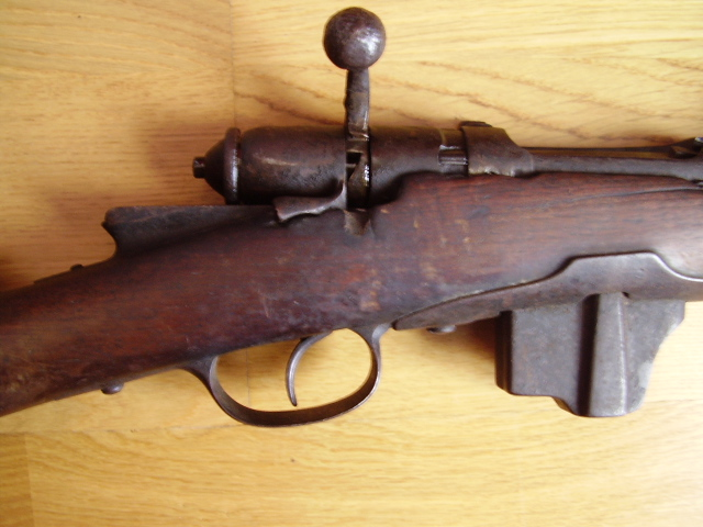 Fucile Vetterli Vitali Modello 1870/87/15 - Page 2 Vetter10