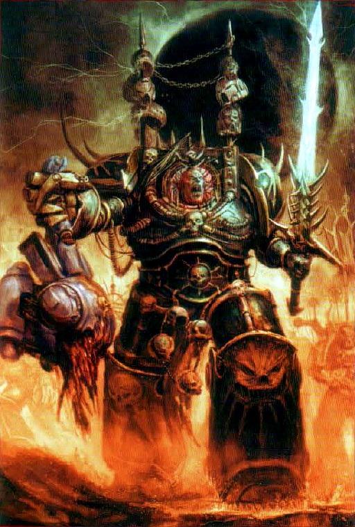 [W30K] Legiones Astartes XVI : Luna Wolves / Sons of Horus Abaddo10