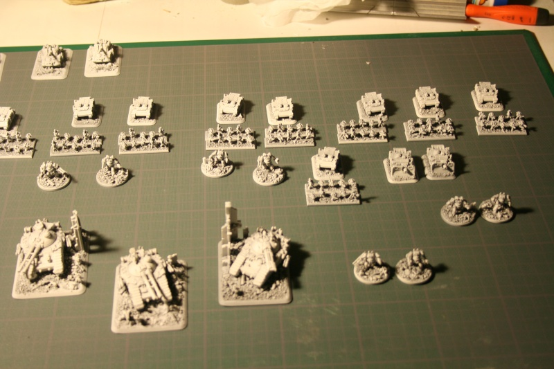 [CDA5] El Luce - Imperial Fist 6000 points - EA Groupe10