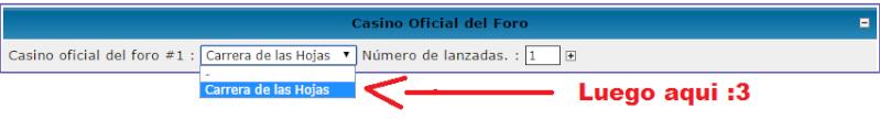 El Casino Oficial del Foro abre sus puertas Lol10