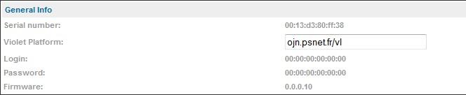 Lapin en détresse avec seulement deux led vertes 2015-012