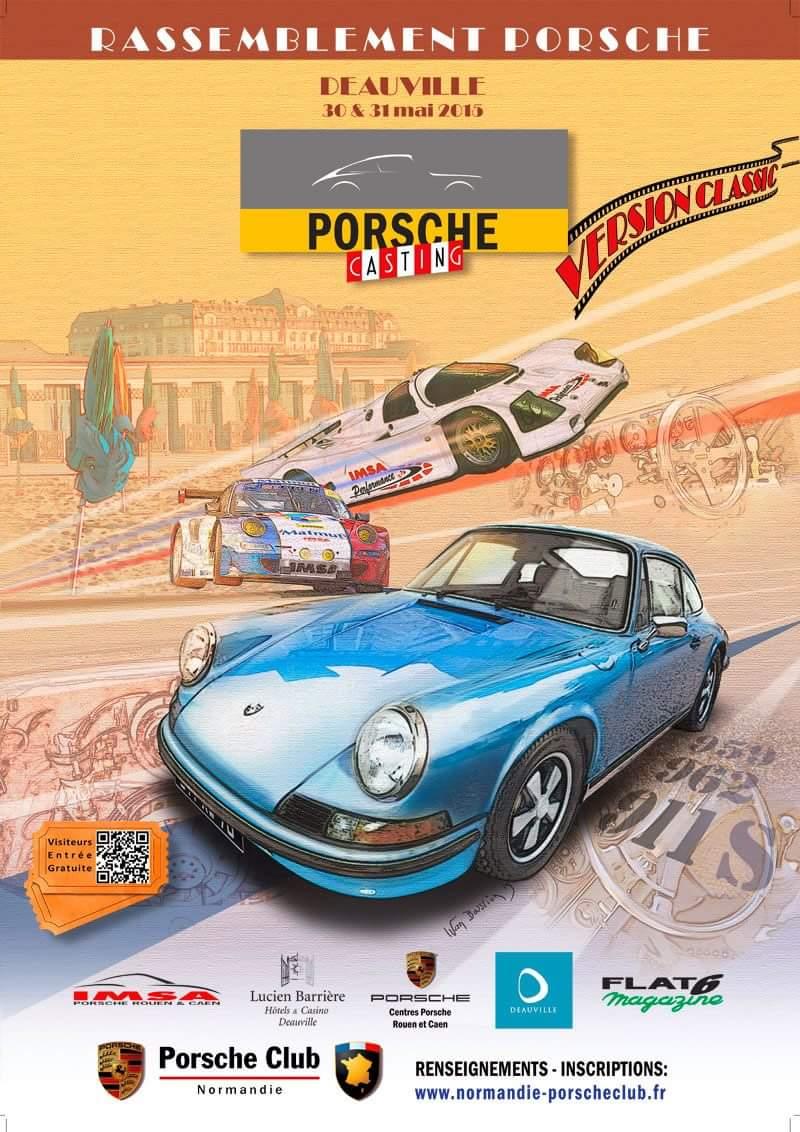 Porsche Casting à Deauville 30 et 31 Mai 2015 Porsch10
