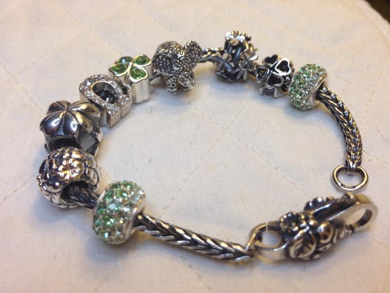 my bracelet for St. Patrick day Image12