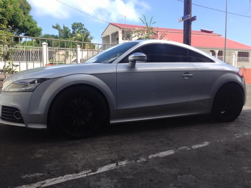 Toujours en Guadeloupe mais changement de modèle: TT => TTS APR [ new photos en page3 ] 10389611