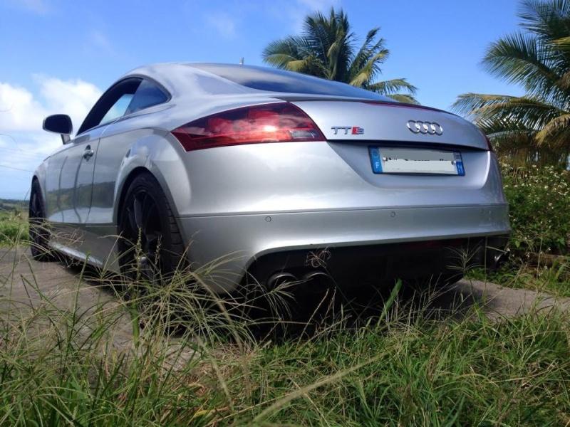 Toujours en Guadeloupe mais changement de modèle: TT => TTS APR [ new photos en page3 ] 10984411