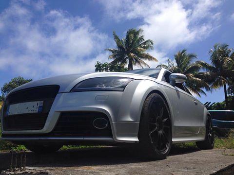 Toujours en Guadeloupe mais changement de modèle: TT => TTS APR [ new photos en page3 ] 11054311