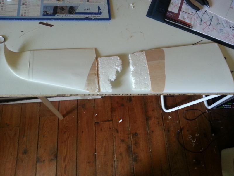 Reparation d aile 20150315