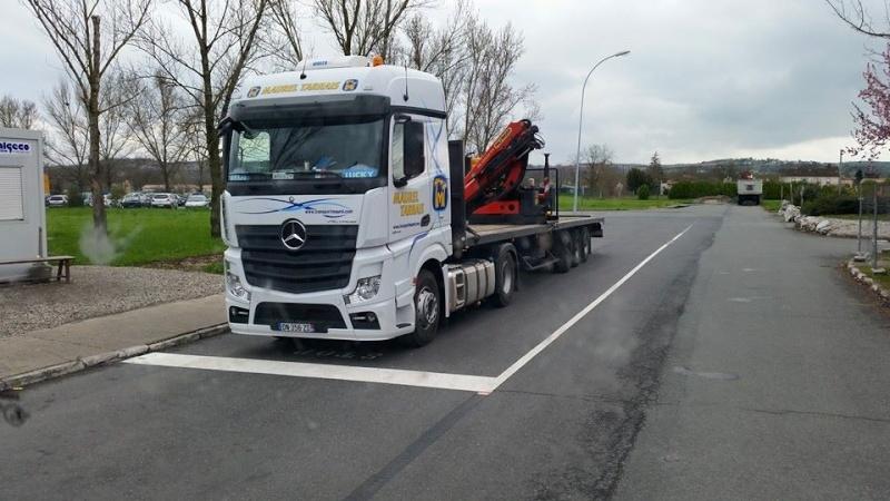 PHOTO De vraie Camions Maurel11