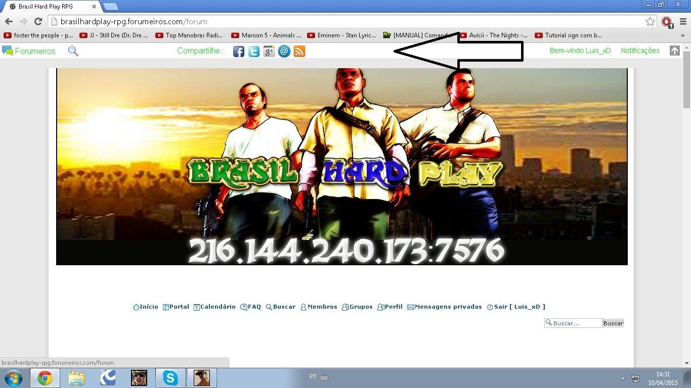 Como mudar a cor do menu de perfil Sem_ty24
