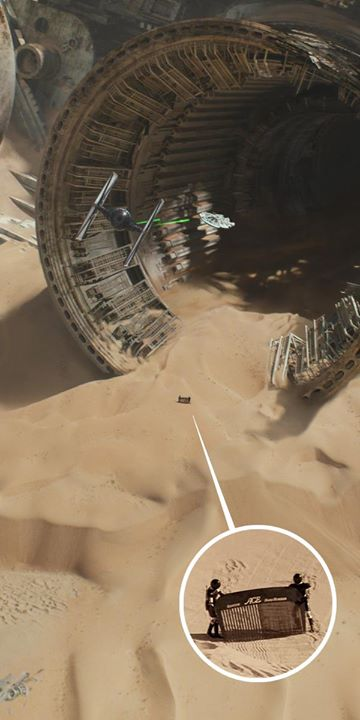 Star Wars Episode VII Teaser Trailer - Seite 8 11157510