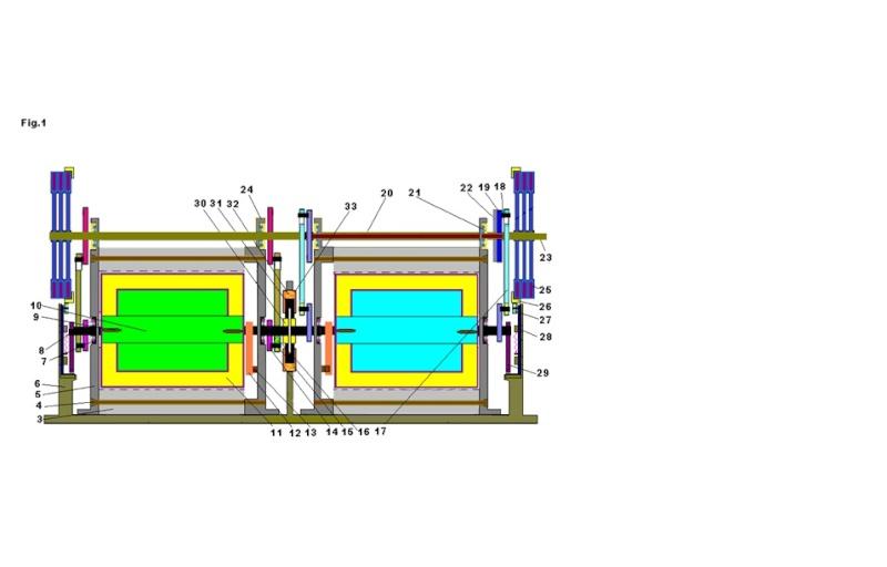 Generator  electric  cu  forta  de  reactiune  dar  fara  efect  asupra  rotorului Fig_1_19