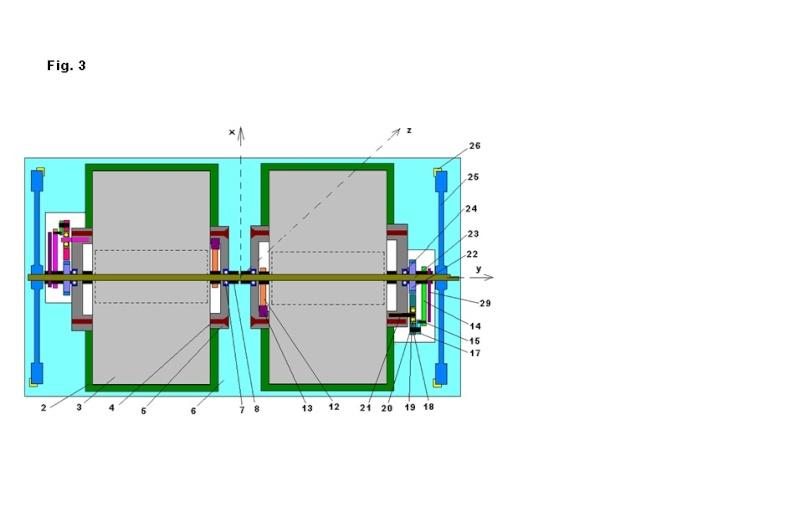 Generator  electric  cu  forta  de  reactiune  dar  fara  efect  asupra  rotorului Untitl11
