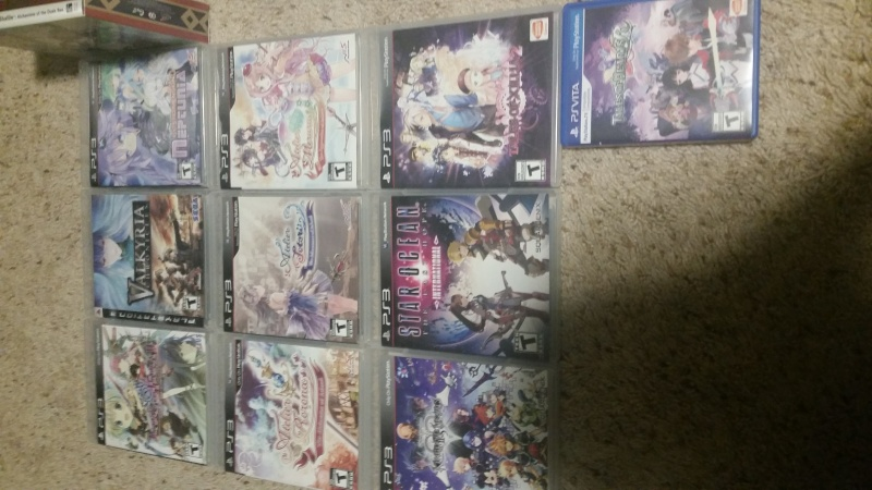 Post A Pic of your game collection! 20150410