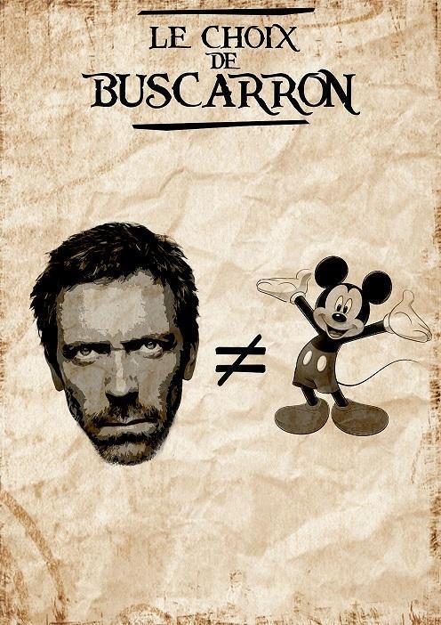Dr House n'est pas Mickey Mouse B1luqe11