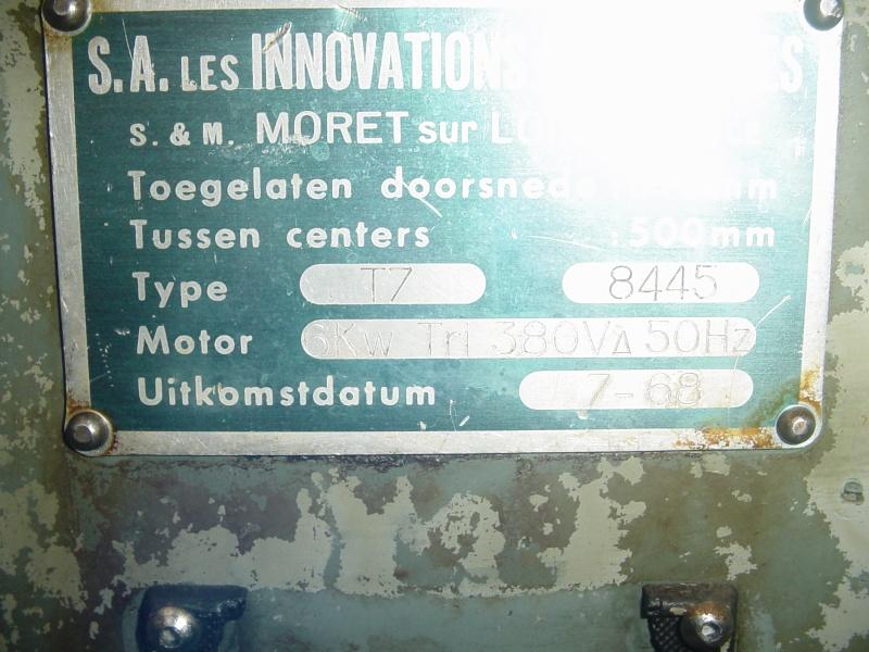 """Tour """"Les Innovations mécaniques T8"""" converter en """"Teach inn"""" Dsc06610"""