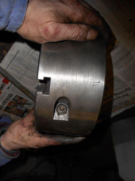Mandrin pneumatique sur SIMT8 Quelle marque, ouvrir comment? Serien10