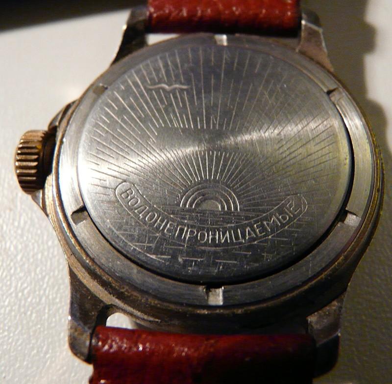 Une montre Gagarine Gagari12