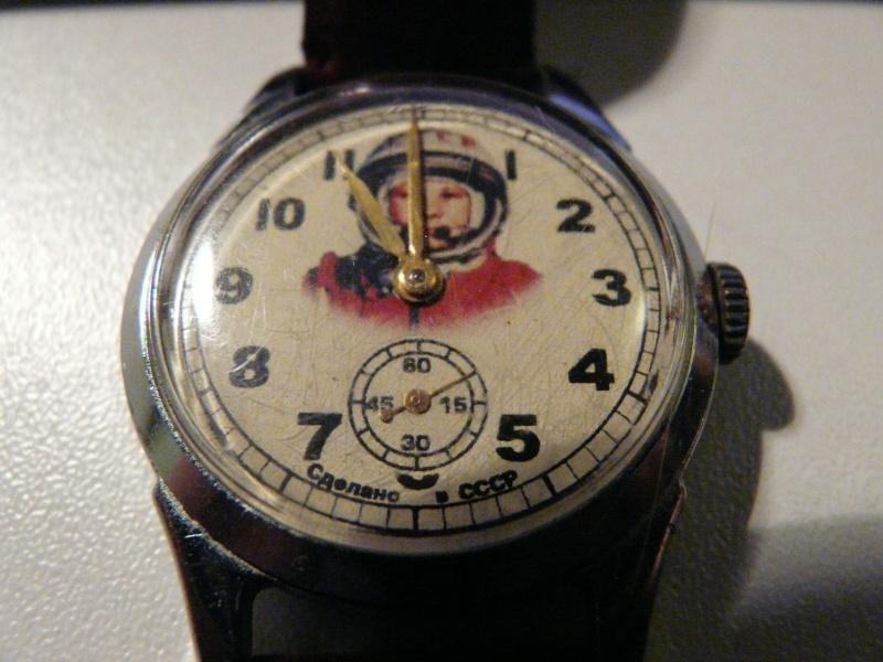 Une montre Gagarine P1070510