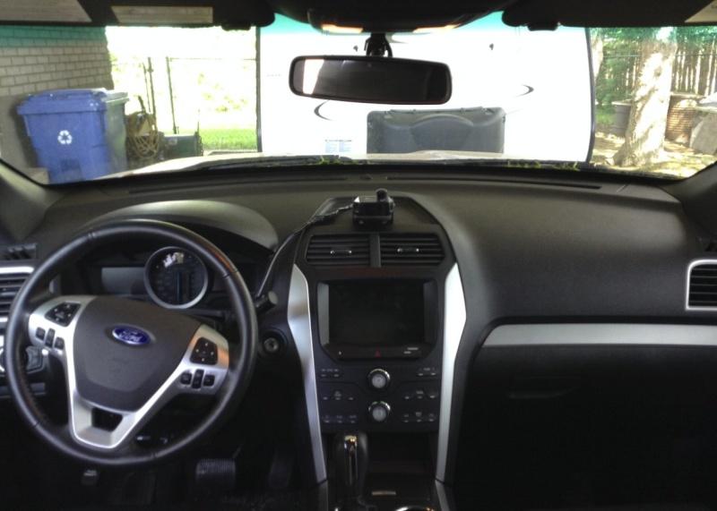 Emplacement du contrôleur de freins Dash-710