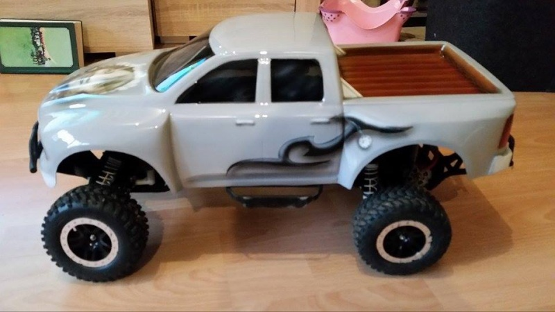 Slash 2 WD -  Doge Pick Up 11130611