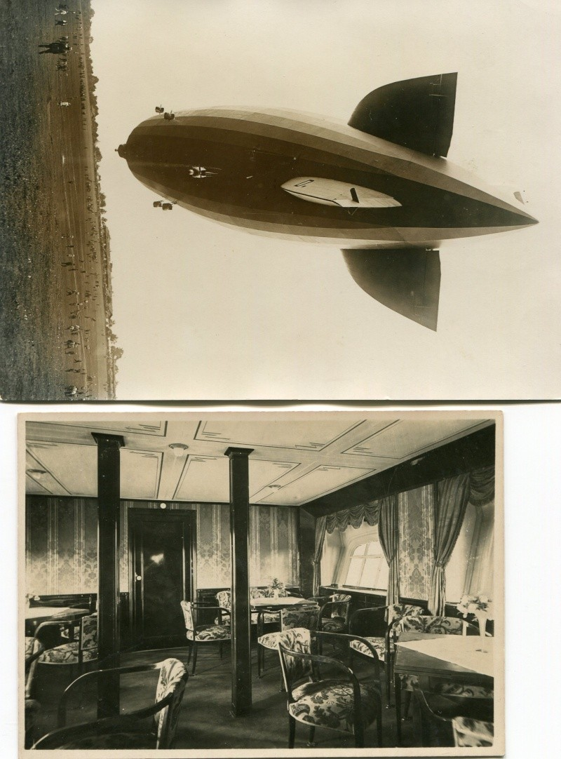 Luftschiffe von Zeppelin 1928-010