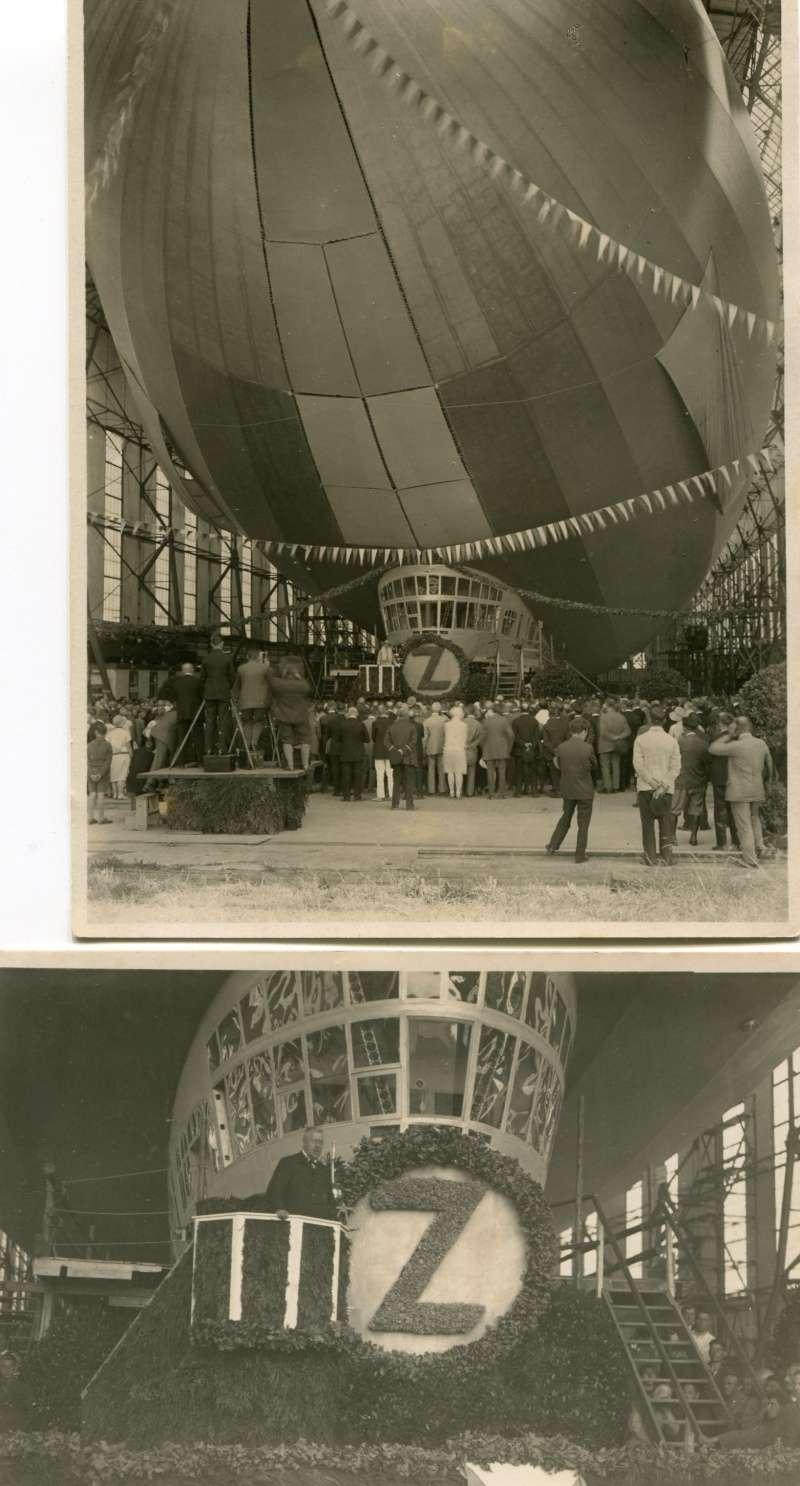Luftschiffe von Zeppelin 1928-011
