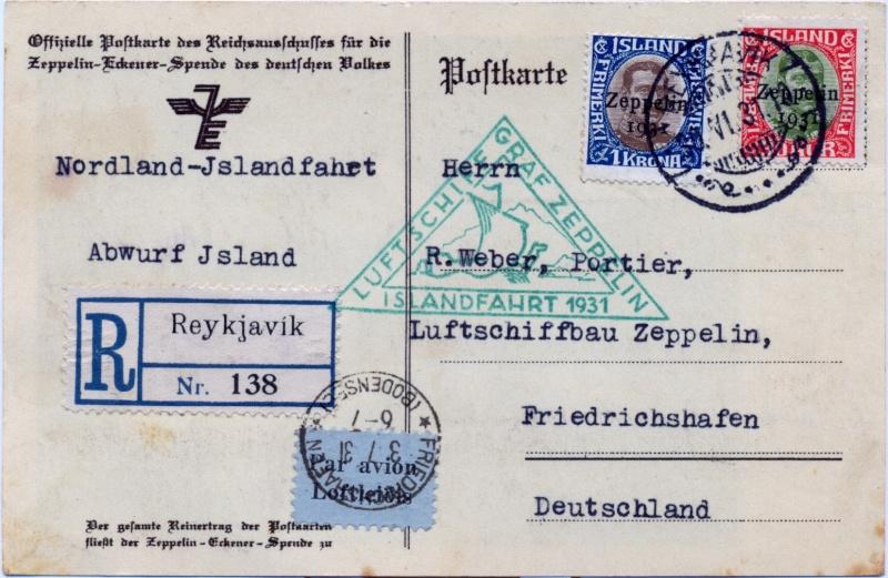 Zeppelin LZ 127 + Hindenburg Scanne26